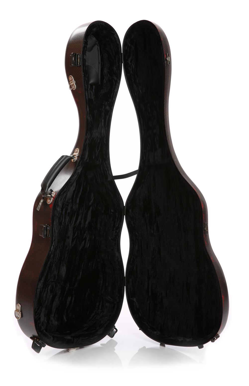 accord guitar case ultralight kevlar carbon cases la sonanta flamenco. Black Bedroom Furniture Sets. Home Design Ideas
