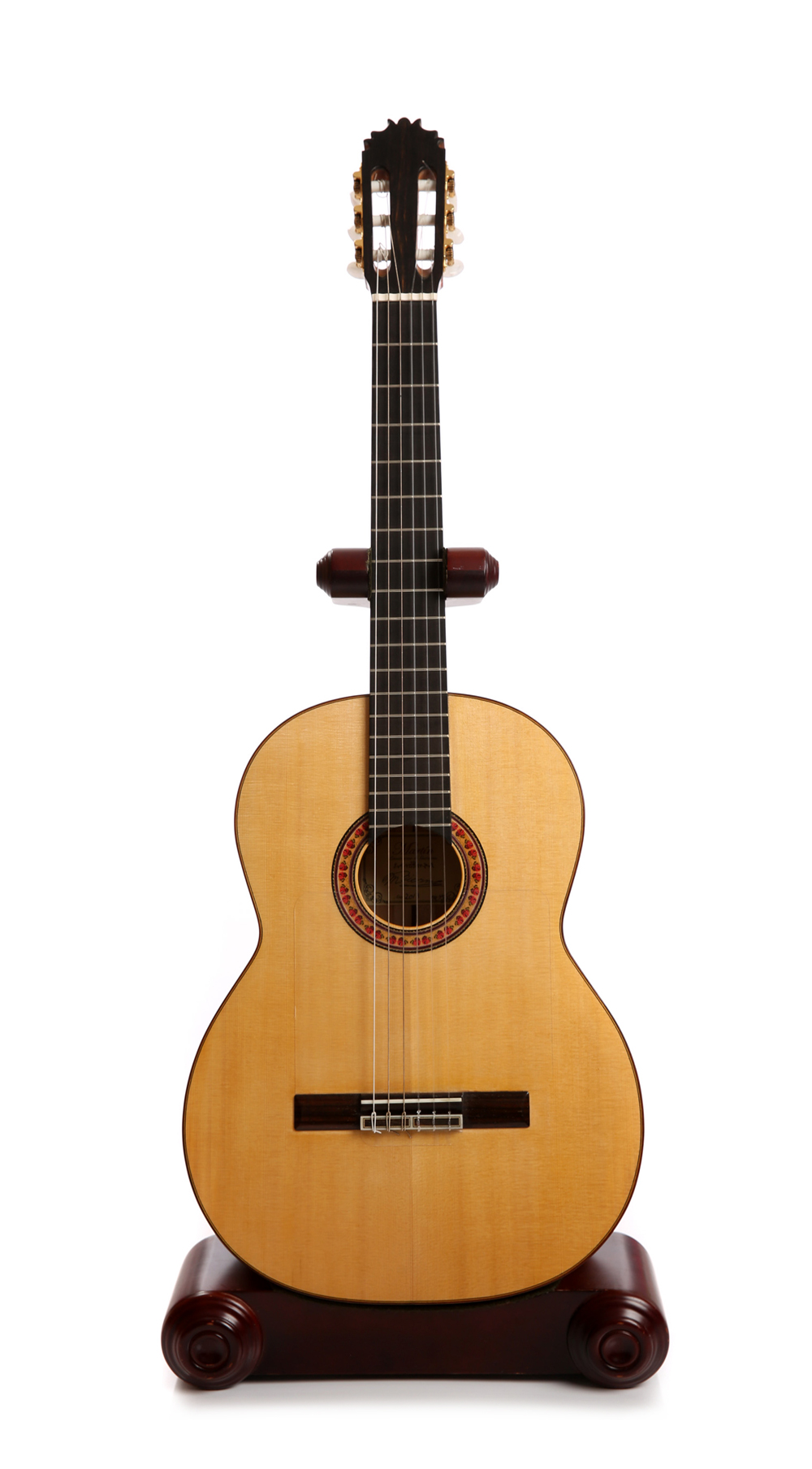 Martin flamenco guitar blanca 2013 No. 45