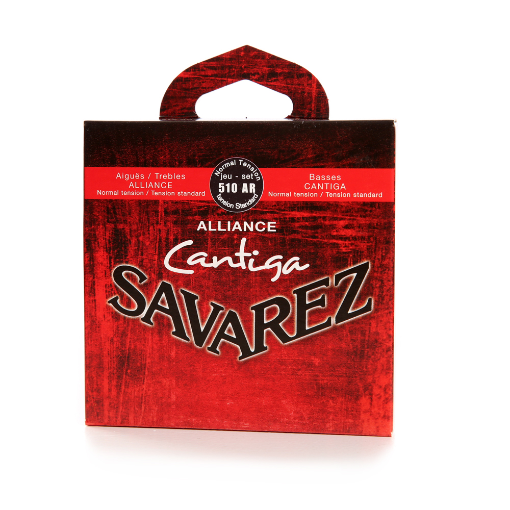 Savarez guitar strings 510 AR normal tension
