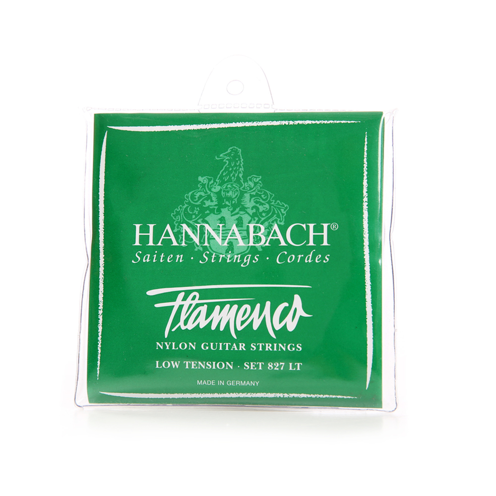 hannabach flamenco guitar strings 827lt low tension strings la sonanta flamenco. Black Bedroom Furniture Sets. Home Design Ideas