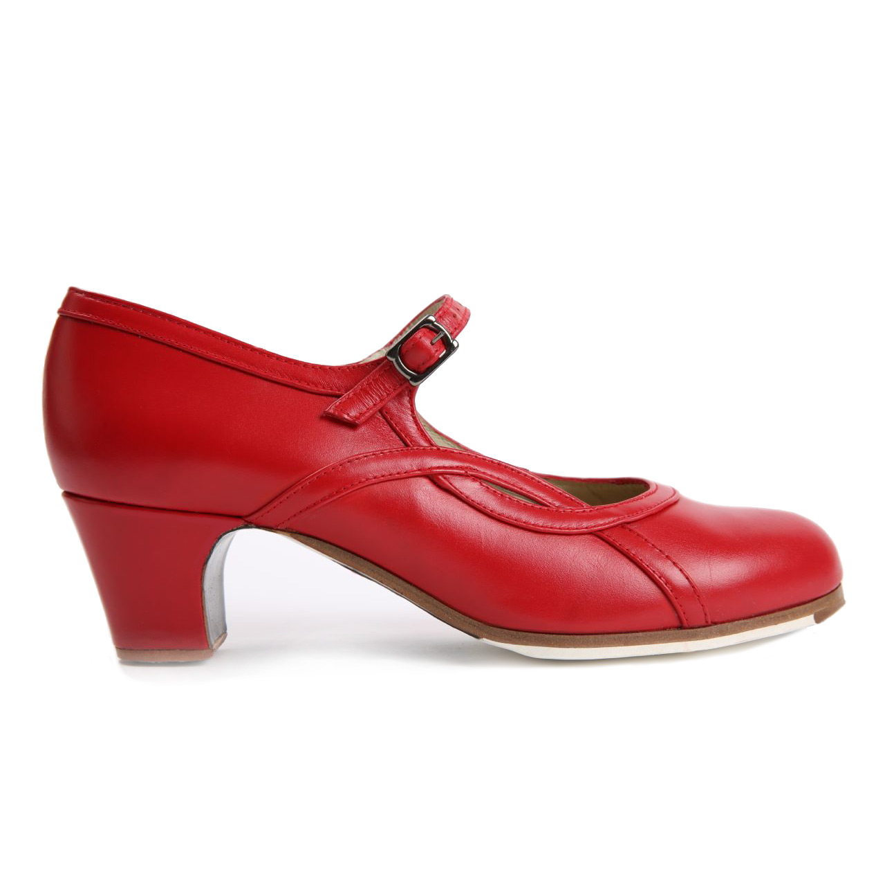Flamenco dance Shoe Arco I Red