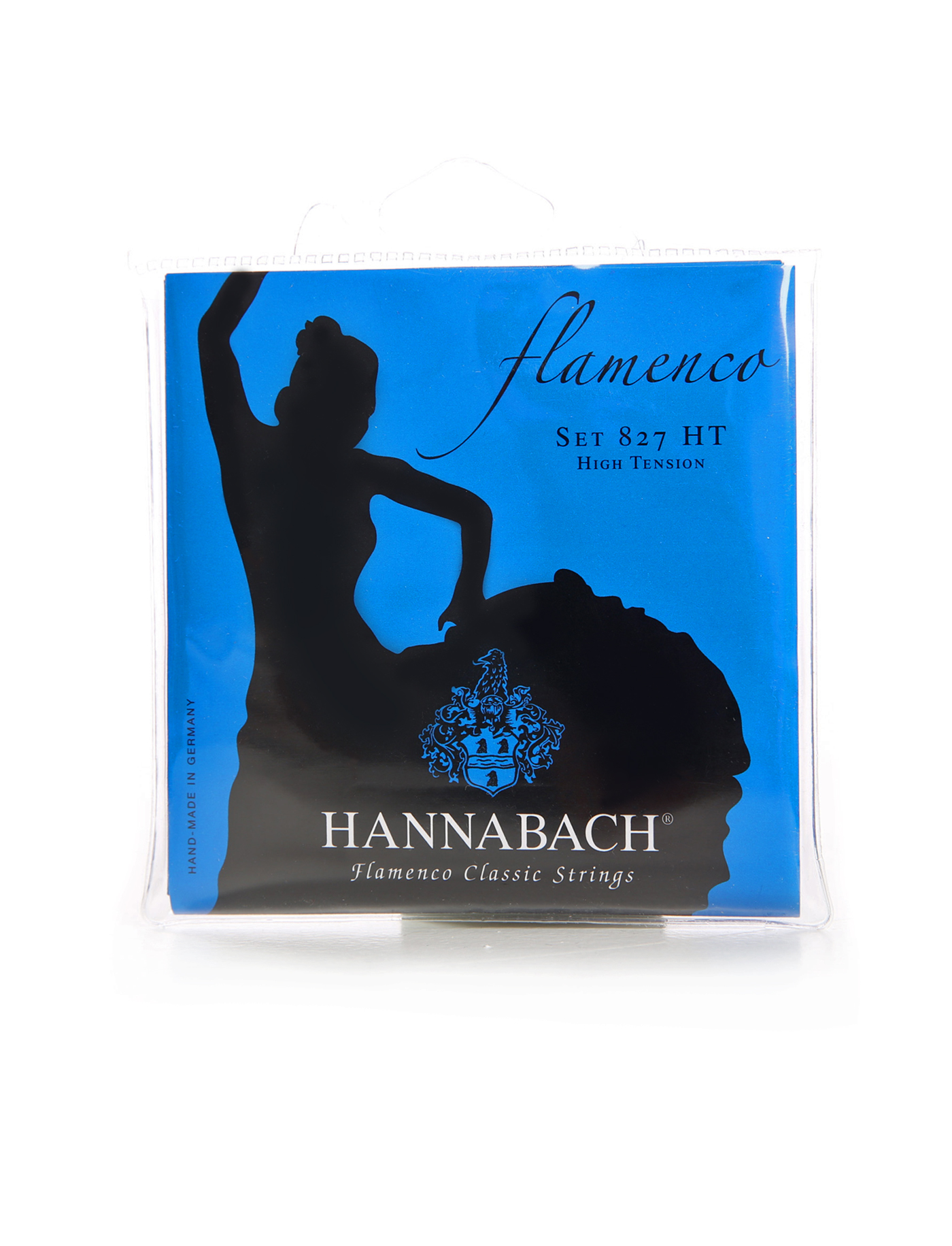 Flamenco guitar strings Hannabach 827HT high tension