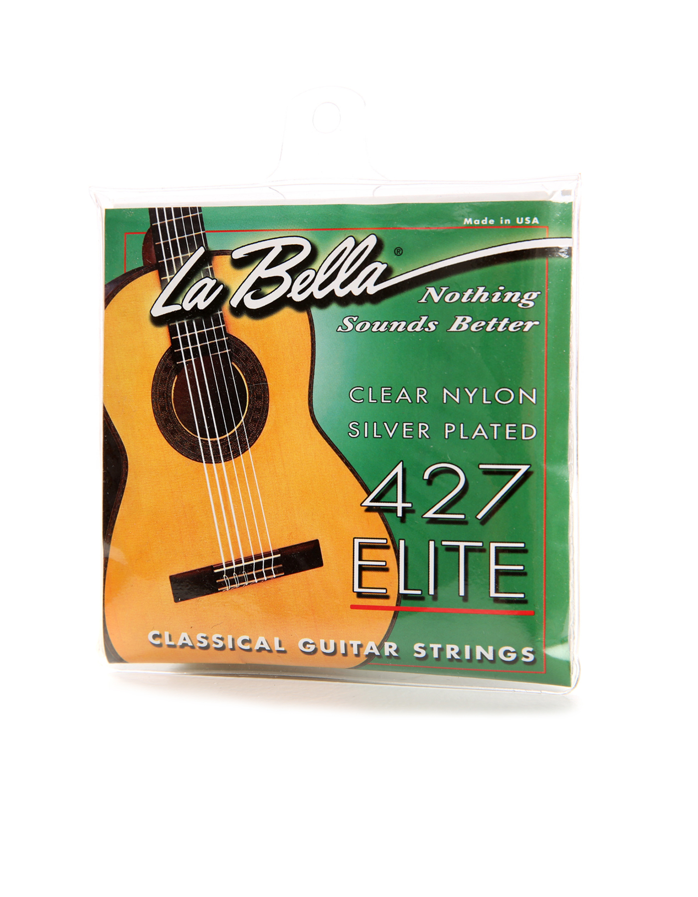 Guitar strings La Bella 427 Elite medium tension