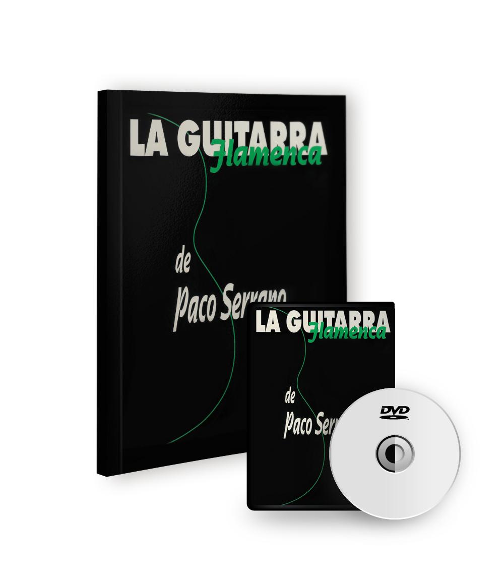 Flamenco guitar classes by Paco Serrano Book DVD › DVD Encuentro ...
