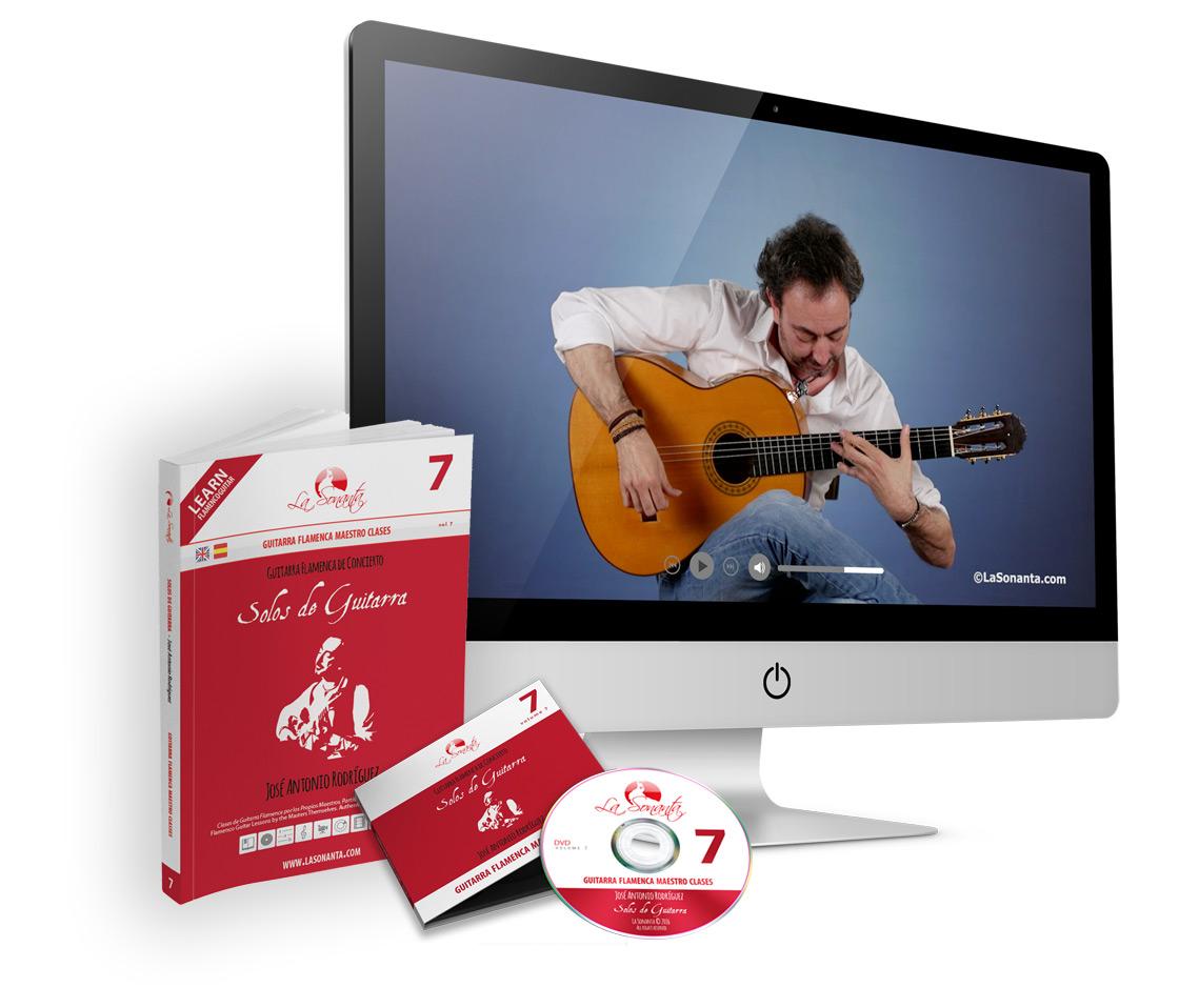 Guitar DVD Books › La Sonanta