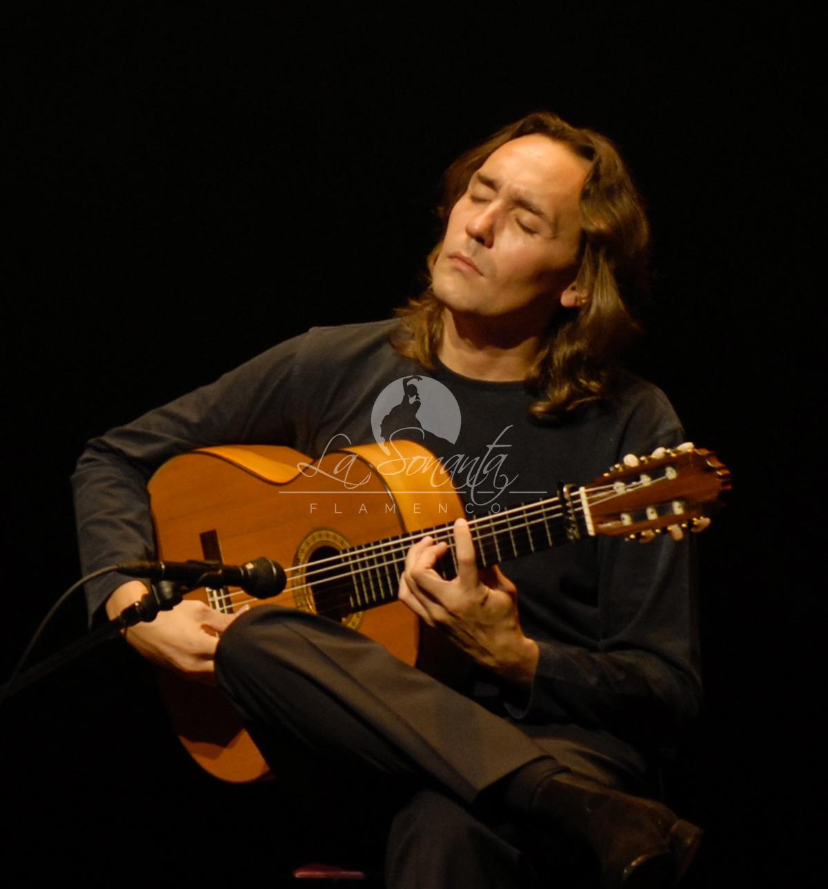 Guitar sheet music Vicente Amigo › Sheet Music › La ...