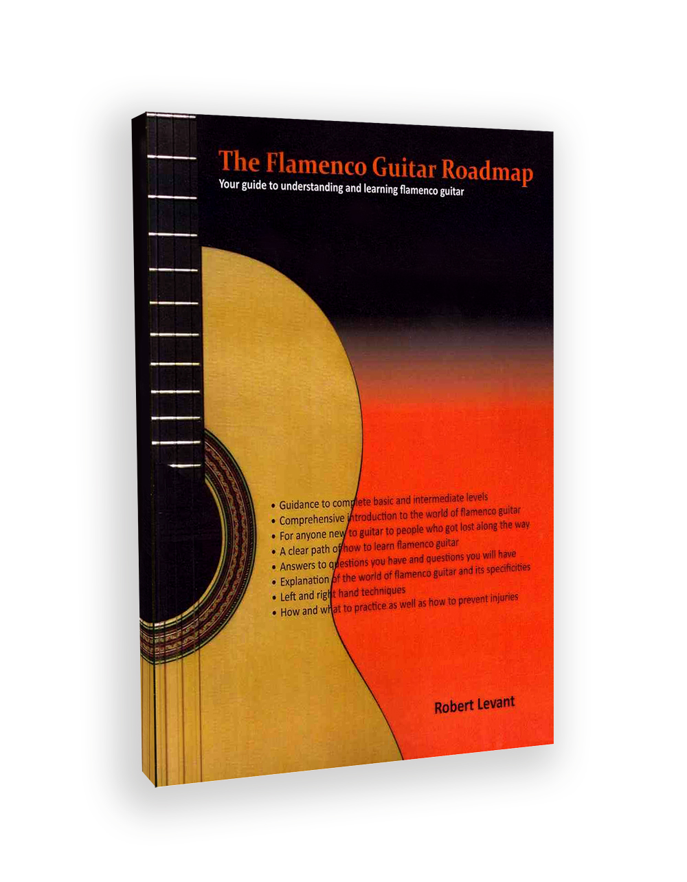 Understanding and learning flamenco guitar