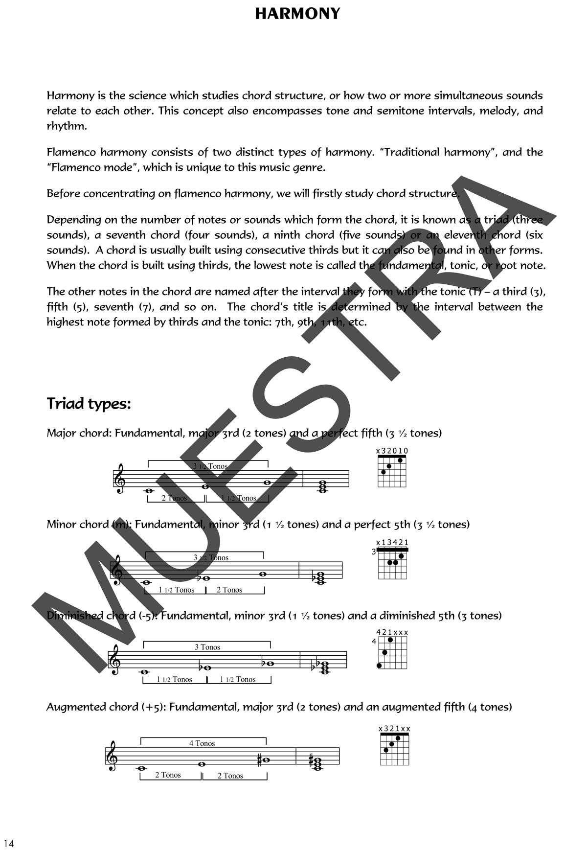 Learn Flamenco Guitar From The Rhythm 2 Sheet Music La Sonanta