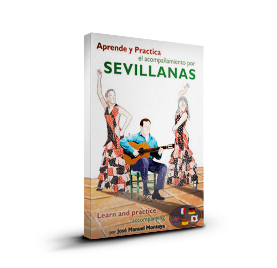 Learn guitar for Sevillanas