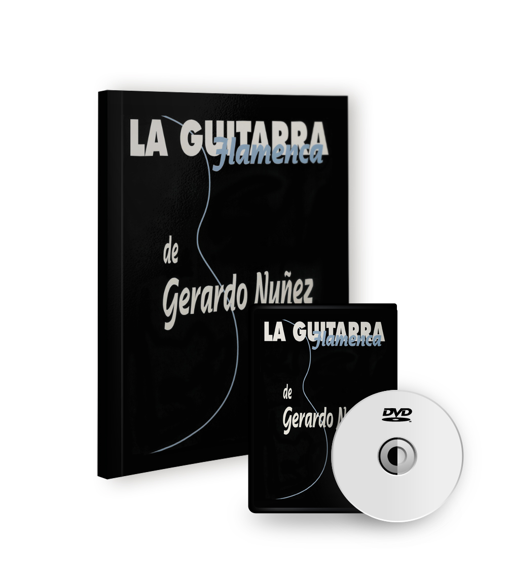 Gerardo Nuñez flamenco guitar classes book DVD