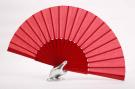 Flamenco dance fan red 31cm
