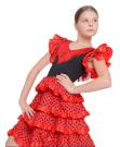 Flamenco costume for girls