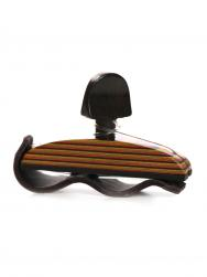 Flamenco guitar capo multicolor wood