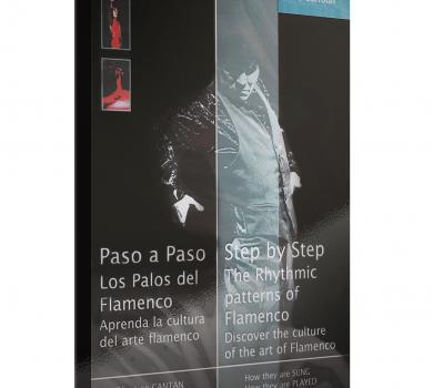 Flamenco dance classes Garrotin DVD