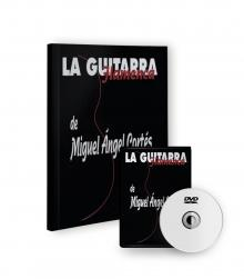 Miguel Ángel Cortés flamenco guitar classes book DVD
