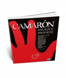 Camaron guitar score book with vocal melodies