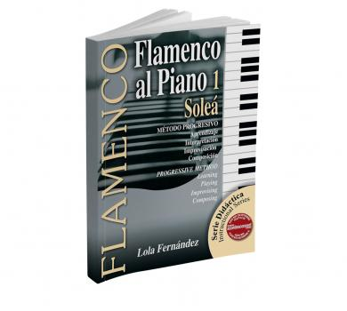 Learn flamenco on piano