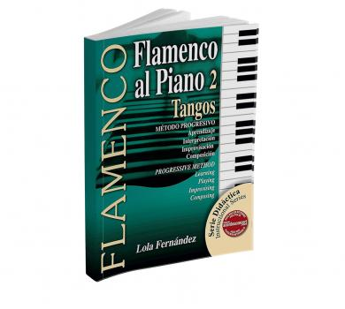 Flamenco piano for tango