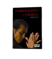 Farruquito and family: Live Show DVD