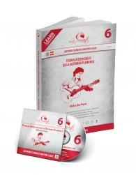 Niño de Pura 'Essential techniques of flamenco guitar' DVD book